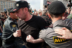 Rally in Moscow on May 31, 2010. Source: Kirill Lebedev