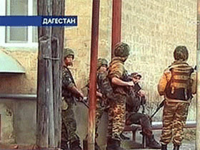 Dagestani Special Forces - image from skavkas.rfn.ru