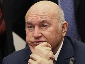 Moscow mayor Yuri Luzhkov.  Source: kommersant.ru
