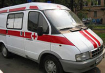 Ambulance.  Source: grani.ru