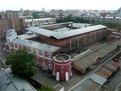 Moscow's Butyrka Prison. Source: Wikipedia/Stanislav Kozlovskiy