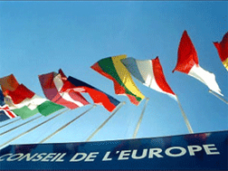 Council of Europe. Source: Novaya Gazeta