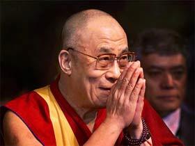 The Dalai Lama. Source: Aryadeva.spb.ru
