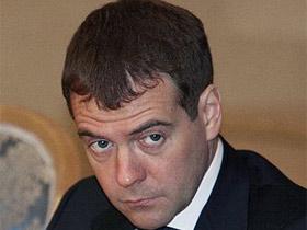 Dmitri Medvedev. source: kommersant.ru