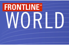 Frontline/World logo. Source: pbs.org