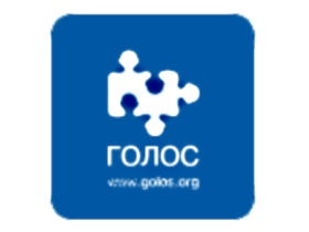 Golos logo. source: golos.org