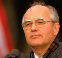 Mikhail Gorbachev. Source: Freeinfosociety.com
