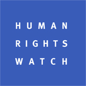 Human Rights Watch. Source: Hrw.org