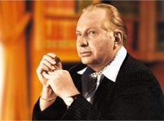 L. Ron Hubbard. Source: Able.org