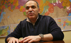 Garry Kasparov. Source: NYTimes.com