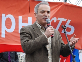 Garry Kasparov (archive photo). Source: Kasparov.ru