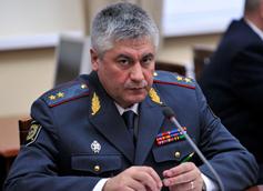 Vladimir Kolokoltsev. Source: Dmirix.ru