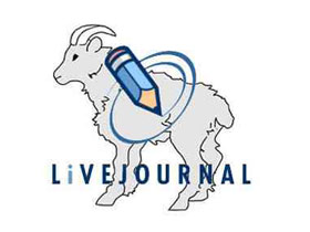 LiveJournal logo - photo from izvestia.ru