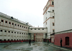 The Matrosskaya Tishina pretrial detention facility. Source: Vesti