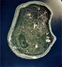 The island nation of Nauru. Source: ARM Image Library