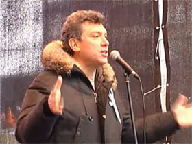 Boris Nemtsov. Source: Weather.tsn.ua