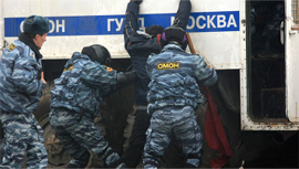 OMON officers. Archive photo. Source: Mikhail Fomichev/RIA Novosti