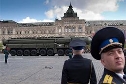 Victory Day parade 2011. Source: Kirill Lebedev/Gazeta.ru