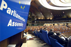 Parliamentary Assembly of the Council of Europe. Source: Expert.ru