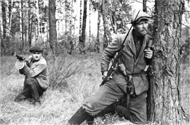 Soviet Partisans. Source: Holocaustresearchproject.org