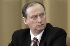 Russian Security Council Secretary Nikolai Patrushev. Source: RIA Novosti/Sergei Guneev