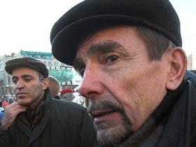 Lev Ponomarev (right). Source: Grani.ru