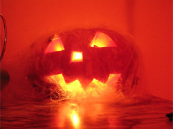 Halloween pumpkin. Source: Flickr.com/photos/euart
