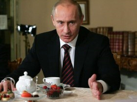 Vladimir Putin. Source: Daylife.com