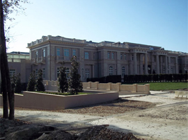 Palace suspected to be built for Vladimir Putin. Source: Ruleaks