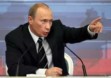 Russian Prime Minister Vladimir Putin. Source: Pctvl.lv