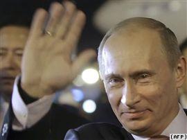 Vladimir Putin. Source: AFP