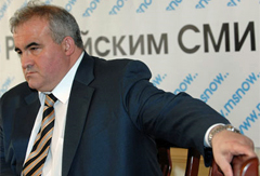 Roskomnadzor head Sergei Sitnikov. Source: Securitylab.ru