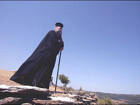 Russian priest. Source: AFP (c)