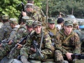 Russian troops in Abkhazia.  Source: yahoo.com