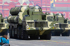 The S-300 anti-aircraft missile system. Source: closingvelocity.typepad.com