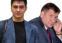 Sergei Davidis and Ivan Starikov.  Source: grani.ru