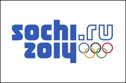 Logo for the 2014 Winter Olympics in Sochi. Source: Sochi2014.ru