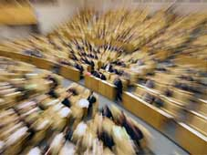 State Duma Assembly.  Source: kommersant.ru
