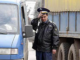 STSI officer. Source: Novye Izvestiya
