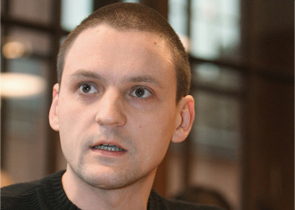 Sergei Udaltsov. Source: RIA Novosti