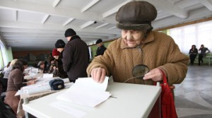 March 14 regional elections in Russia. Source: Nikolai Ryutin/RIA Novosti