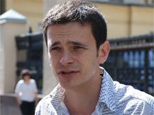Ilya Yashin. Source: Kasparov.ru
